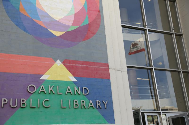 Oakland Library
