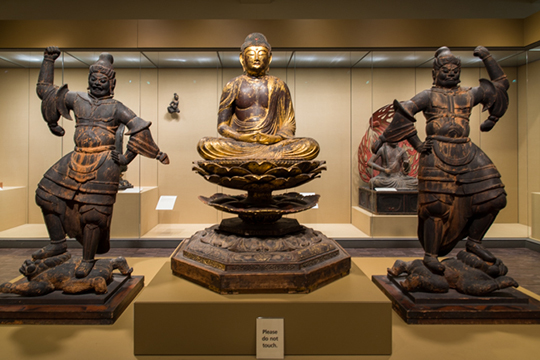 Asian Art Museum in San Francisco's Civic Center is BARTable