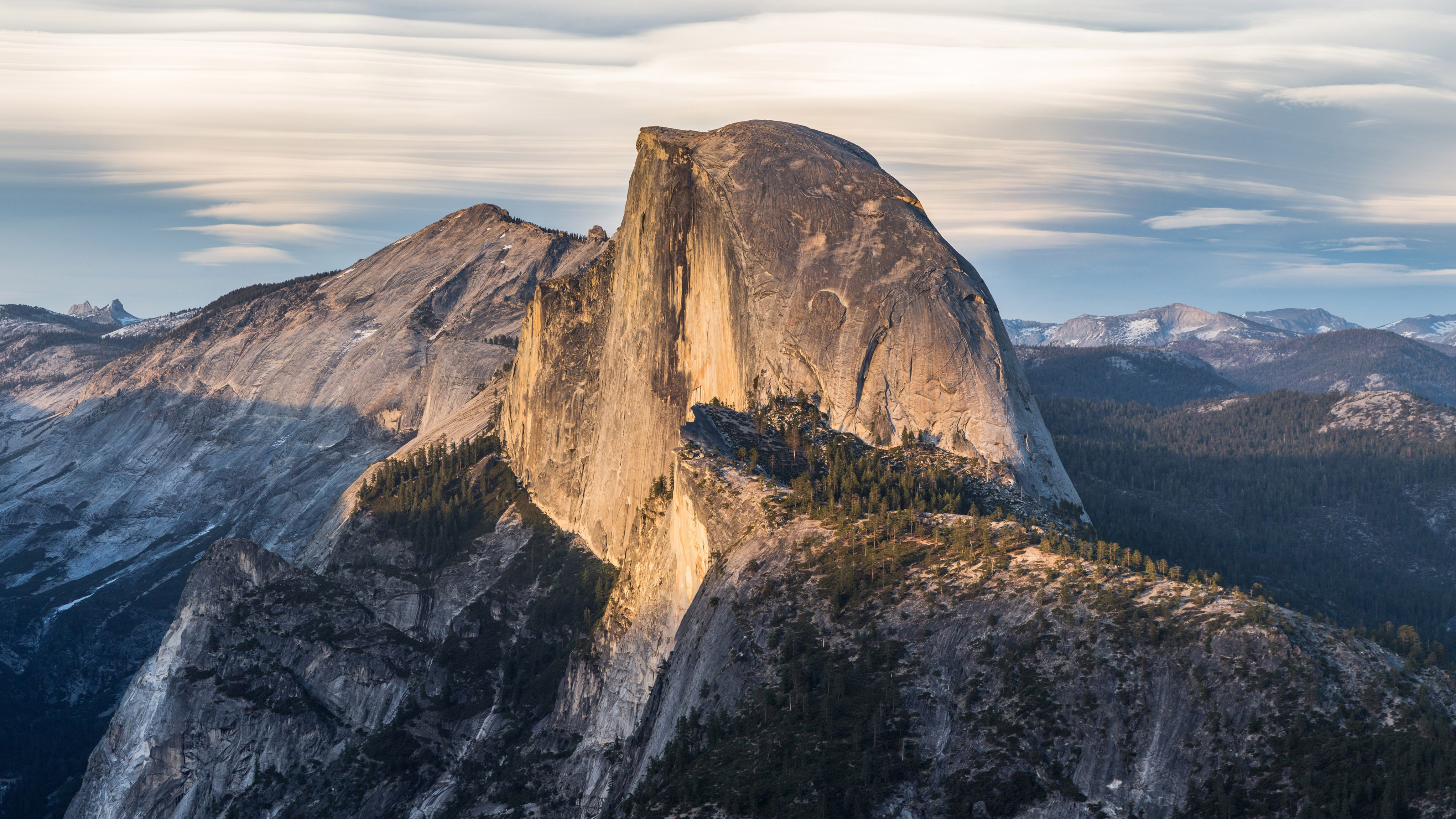 Yosemite's Half Dome can be BARTable