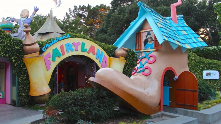 Children's Fairyland is now open on a reservation basis. Photo courtesy of Children's Fairyland.