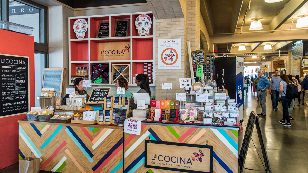 La Cocina at the Ferry Building Marketplace