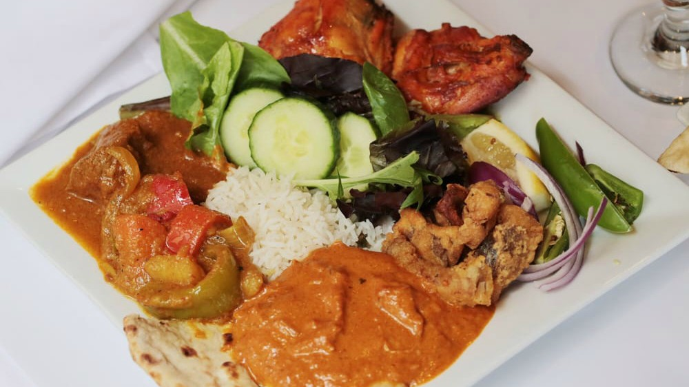 North India Restaurant serves Indian cuisine and is located on Second St. in San Francisco. BARTable