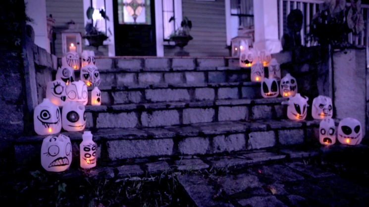 Halloween Decor DIY