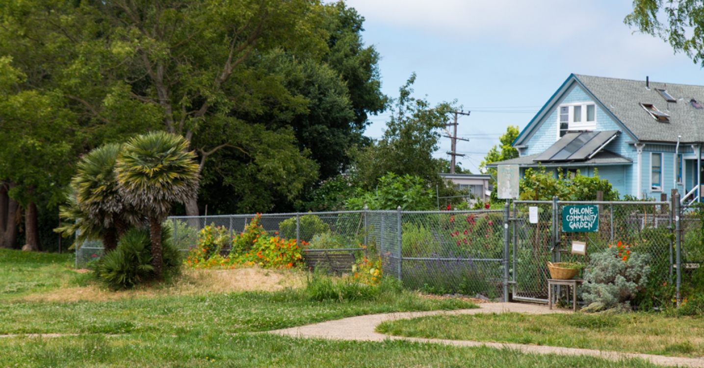 Ohlone Greenway and Park