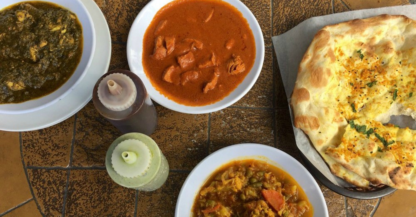 Pakwan Restaurant serves Pakistani and Indian cuisine on 16th St. in the Mission district in San Francisco. BARTable